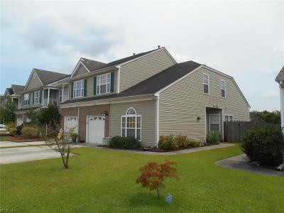 Virginia Beach Single Family Home New Listing: 2241 Bizzone Cir