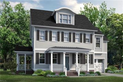 Virginia Beach Single Family Home New Listing: 401 Masury Ct #A