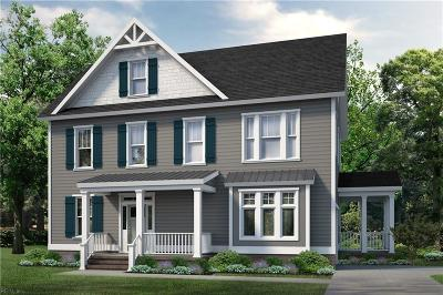 Virginia Beach Single Family Home New Listing: 401 Masury Ct #B