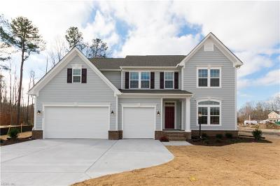 Suffolk Single Family Home Under Contract: 301 Patriots Walke Dr