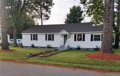 Portsmouth Single Family Home New Listing: 2700 Barclay Ave