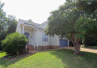 Williamsburg Single Family Home New Listing: 5200 Blockade Rch