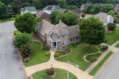 Virginia Beach Single Family Home New Listing: 1713 Dalwood Mews