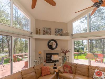 Virginia Beach Single Family Home New Listing: 801 Los Conaes Way