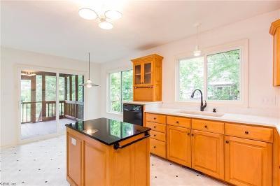 Virginia Beach Single Family Home New Listing: 2136 Tall Pines Bnd