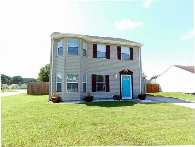 Suffolk Single Family Home New Listing: 1187 C St