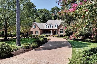 Williamsburg Single Family Home New Listing: 2324 W Island Rd