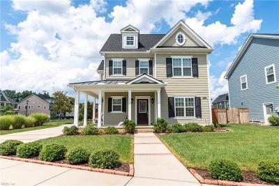 Virginia Beach Single Family Home New Listing: 2036 Grandon Loop Rd