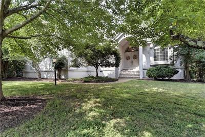 Williamsburg Single Family Home New Listing: 685 Fairfax Way