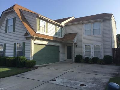 Virginia Beach Single Family Home New Listing: 5440 Bulls Bay Dr