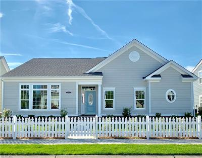 Suffolk Single Family Home New Listing: 3384 Village Square Pl #29