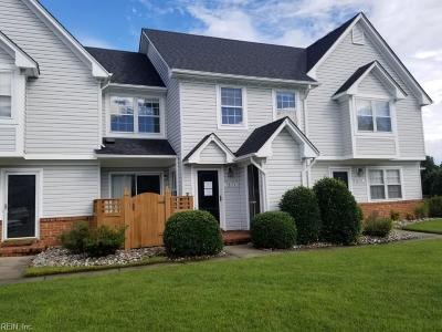 Portsmouth Single Family Home New Listing: 3817 Rivanna River Rch #C