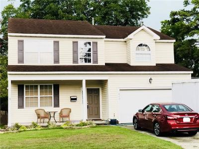 Portsmouth Single Family Home New Listing: 510 Powhatan Ave
