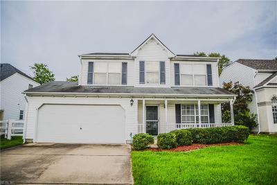 Virginia Beach Single Family Home New Listing: 3013 Polk Dr
