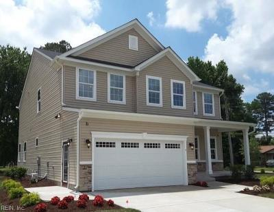 Hampton Single Family Home New Listing: 4 Waterfowl Cv