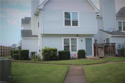 Virginia Beach Single Family Home New Listing: 5286 Lake Victoria Arch
