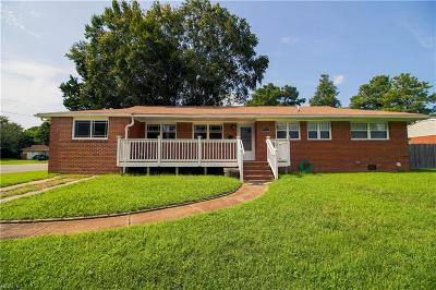 Norfolk Single Family Home New Listing: 5748 Townley Ave
