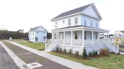 Norfolk Single Family Home New Listing: 9621 6th Bay St