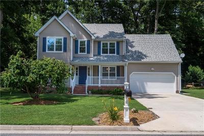 Chesapeake Single Family Home New Listing: 2648 Twin Cedar Trl