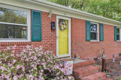 Newport News Single Family Home New Listing: 12 Huguenot Rd