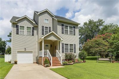 Suffolk Single Family Home New Listing: 100 Gatewood Ave
