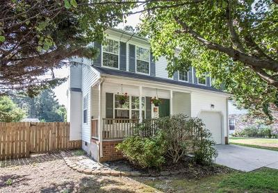 Newport News Single Family Home New Listing: 305 Ronald Dr