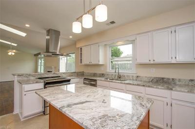 Virginia Beach Single Family Home New Listing: 2241 Crossroads Trl