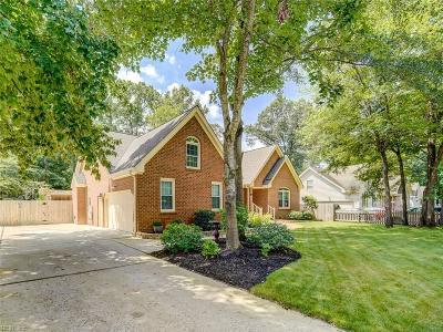 Chesapeake Single Family Home New Listing: 4121 Dock Landing Rd