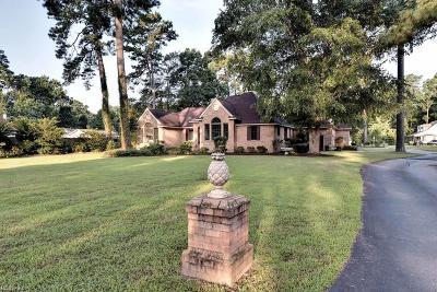 Hampton Single Family Home New Listing: 43 Harris Creek Rd