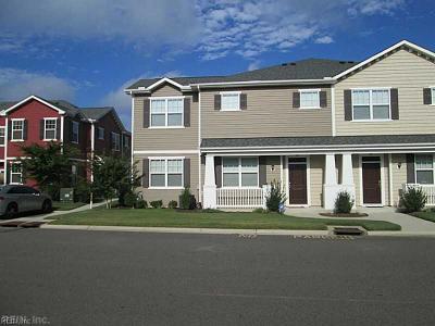 Chesapeake Single Family Home New Listing: 4314 Farringdon Way