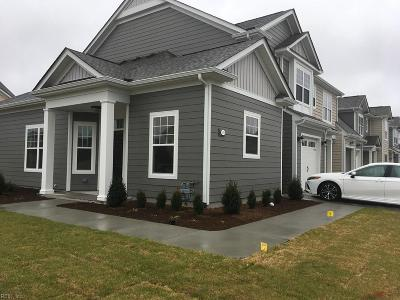 Chesapeake Single Family Home Under Contract: 2039 Canning Pl