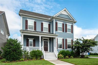 Chesapeake Single Family Home New Listing: 520 Colonel Byrd St