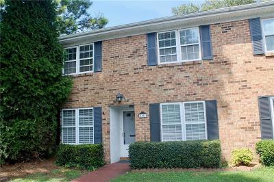 Virginia Beach Single Family Home New Listing: 4496 Drum Castle Ct