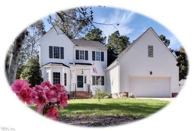 Williamsburg Single Family Home New Listing: 5515 Pennington Pl