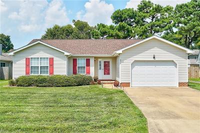 Virginia Beach Single Family Home New Listing: 920 Lagrange Bnd
