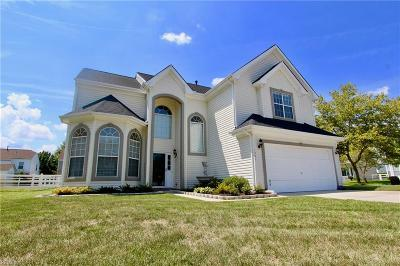 Virginia Beach Single Family Home New Listing: 1501 Filly Ct