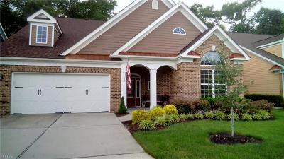 Chesapeake Single Family Home For Sale: 1410 Sandchip Ter