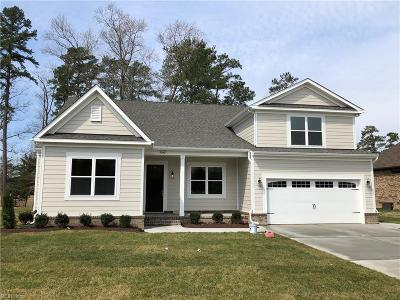 Suffolk Single Family Home Under Contract: 5042 Riverfront Dr