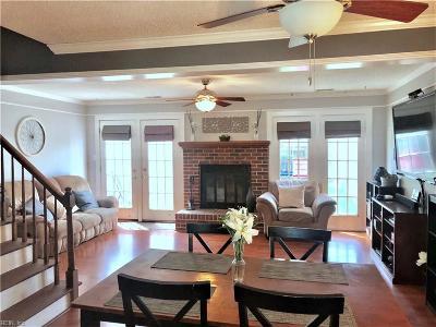 Virginia Beach Single Family Home New Listing: 4703 Glencoe Ln