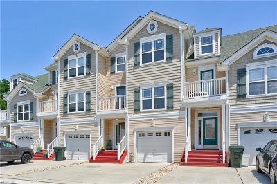 Virginia Beach Single Family Home New Listing: 4820 Harbor Oaks Way