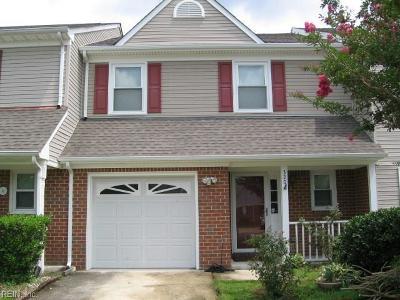 Chesapeake Single Family Home New Listing: 320 Brisa Dr