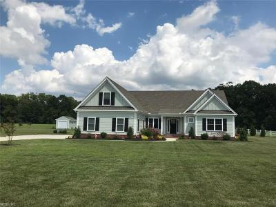 Suffolk Single Family Home New Listing: 4031 Michael Dr