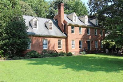 Williamsburg Single Family Home New Listing: 665 Fairfax Way
