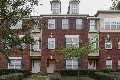 Norfolk Single Family Home New Listing: 1201 Redgate Ave #E