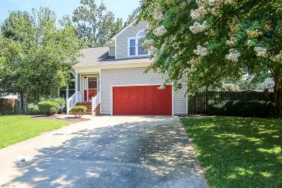 Chesapeake Single Family Home New Listing: 945 Nugent Dr