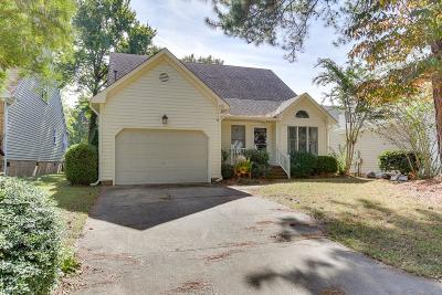Chesapeake Single Family Home New Listing: 909 Thatcher Way