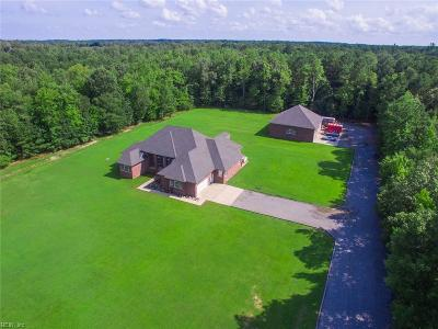 Chesapeake Single Family Home For Sale: 1865 Head Of River Rd