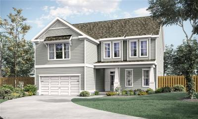 Chesapeake Single Family Home New Listing: Mm Albemarle At The Oaks At Summer Park