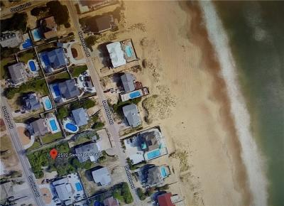 Sandbridge Beach Land/Farm For Sale: 2572 Sandpiper Rd