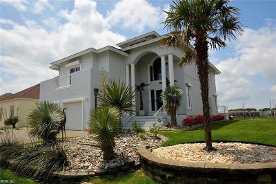 Hampton Single Family Home New Listing: 41 Bay Front Pl